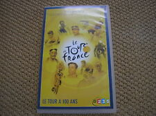 LE TOUR DE FRANCE A 100 ANS VHS VIDEO CASSETTA 2003 COPPI BARTALI MERCKX BOBET
