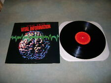 STEVE SMITH VITAL INFORMATION 1983 PROMOTIONAL LP JOURNEY NICE MUST SEE CHEAP!!!