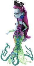 Monster high grand scarrier reef Posea doll kids fun idée cadeau neuf