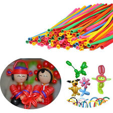 200pcs Deluxe Balloons Different Colours Latex 260Q Traditional Modelling