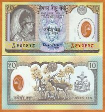 Nepal,  COMMEMORATIVE POLYMER, 10 Rupees, ND (2002), P-45, UNC
