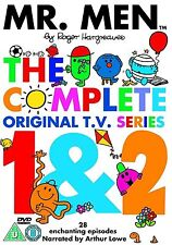 Mr Men The Complete Original 2011 TV Series 1 & 2 NEW AND SEALED UK R2 DVD