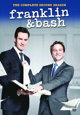 FRANKLIN & BASH: SEASON 2  Region Free DVD - Sealed