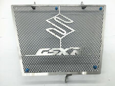 Radiator Grille Guard Cover Protector For 2006-2014 2010 SUZUKI GSXR 600 750 K12