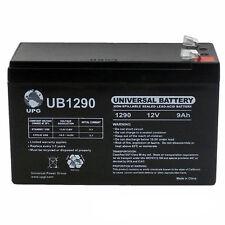 UPG UB1290 Battery for APC  BACK - UPS ES750G / RBC17 - 12V 9AH