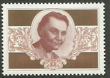 Ukraine - 100. Geburtstag von Natalja Uschwij postfrisch 1998 Mi. 272