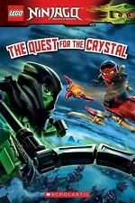 Lego Ninjago: The Quest for the Crystal by Inc. Staff Scholastic (2015,...
