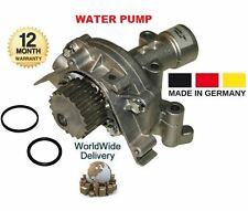 FOR PEUGEOT 206 SW CC 2.0 S16 RC 1999-- ON NEW WATER PUMP WITH HOUSING