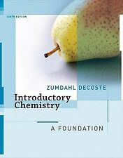 Introductory Chemistry by Steven S Zumdahl