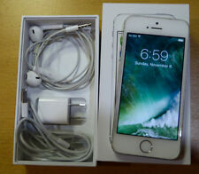 Apple iPhone 5s - 16GB - White Silver  (AT&T) Smartphone Unlocked by ATT