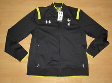 AUTHENTIC UNDER ARMOUR TOTTENHAM HOTSPUR SPURS F.C. FUTBOL SOCCER JACKET MEN 2XL