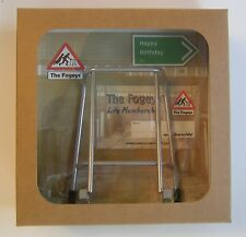 Zimmer Walking Frame The Fogeys Funny Birthday gift