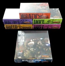 The Others 7 Sins Expansion Bundle Wrath Envy Lust Greed Gluttony Beta Team CMON