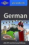 German: Lonely Planet Phrasebook