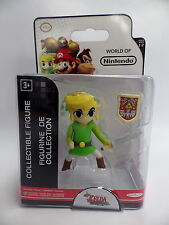 WORLD of NINTENDO figurine de collection LINK the LEGEND of zelda 6 cm neuf