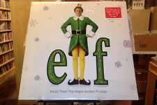 Elf: Music From the Motion Picture LP sealed vinyl OST soundtrack