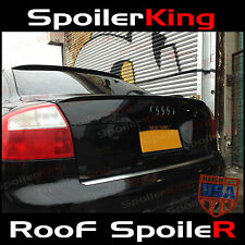 (284R) Audi A4 2.0 B6 2002-2005 Rear Window Roof Spoiler Polyurethane Wing