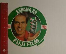 Aufkleber/Sticker: España 82 Fuji Film (06121638)