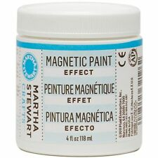 Martha Stewart Magnetic Effect Paint  - NOTM130997
