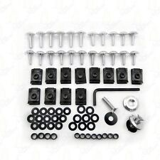 Normal Fairing Bolts Kit For 98-02 00 01 Kawasaki Ninja ZX6 ZX6R ZX9R
