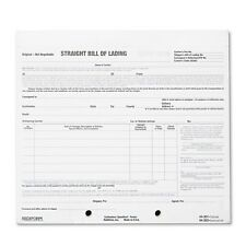 Rediform Snap A Way Bill Of Lading Forms - 44302