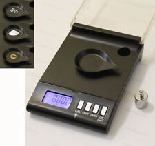 Precision 1mg Digital Scale 0.001g x 30g Reloading Powder Grain Lab Jewelry Gem