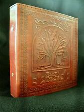 A5 Ring Binder with Tree of Life design - suit Pagan Wicca Book of Shadows