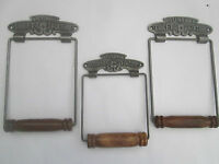 vintage Victorian old style Period bathroom Wc Washroom Loo Toilet  Roll Holder
