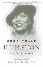 Zora Neale Hurston: A Life in Letters