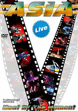 ASIA New Sealed 2016 GREATEST HITS & MORE LIVE CONCERT DVD