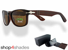 Persol Steve McQueen Ltd Ed Sunglasses Brown_Polarised Brown PO 2953SM 104457