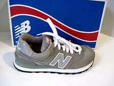 New Balance Classics Traditionnels W574GS Athletic Sneakers Green  Suede 5 1/2