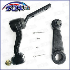 BRAND NEW 2PCS 1 PITMAN & 1 IDLER ARM FOR 4WD BLAZER S10 SONOMA JIMMY