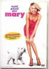 Dvd Tutti pazzi per Mary con Ben Stiller 1998 Usato