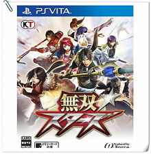PSV Musou Stars 無雙群星大會串 中文版 SONY PLAYSTATION VITA Koei Tecmo Games
