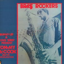 Bunny Lee & King Tubby Tommy McCook & Aggrovators Brass Rockers NEW  LP £10.99