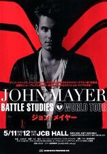 John Mayer Japanese Battle Studies Poster 24inx36in