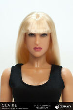 Triad Toys Claire Female 1/6th Sixth Scale Headsculpt