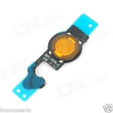 WHITE REPLACEMENT HOME MENU BUTTON FLEX RIBBON CABLE FOR IPHONE 5 5G SPARE PART