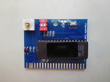 Coprolite Mega-16 Cartridge Commodore 64 128 w/27C801 Eprom For 64 16k programs