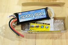 New Venom 3S 3 Cell 50C 11.1v 5000mah Water Cooled Boat Marine LiPo Battery Pack