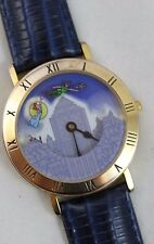 Disney 1992 Peter Pan Limited Numbered Edition Watch by Pedre, Mint In Box