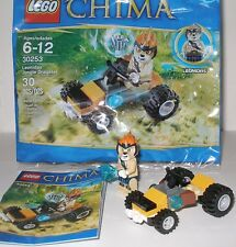 Lego 30253 The Legends of Chima Leonidas mit Dschungel Dragster OVP