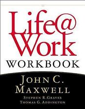 Life@Work Workbook: Marketplace Success for People of Faith - LikeNew - INJOY -