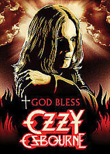 God Bless Ozzy Osbourne DVD * FIRST OFFICIAL IN DEPTH BIOGRAPHY