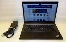 Lenovo Thinkpad x1 Carbon 2nd gen Core i5 1.9ghz 8GB 250GB SSD Win 10 Pro Touch