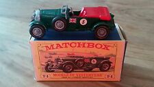 Matchbox Models of Yesteryear Y5 4 1/2 Litres Bentley by Lesney