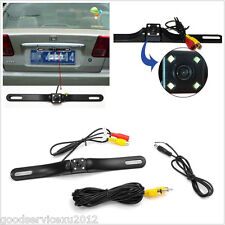 170°Wide Angle IR Night Vision Car SUV License Plate Reversing Backup HD Camera