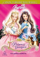 Barbie: The Princess and the Pauper DVD NEW