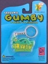 Gumby Keychain America's favorite Clayboy Not Playboy